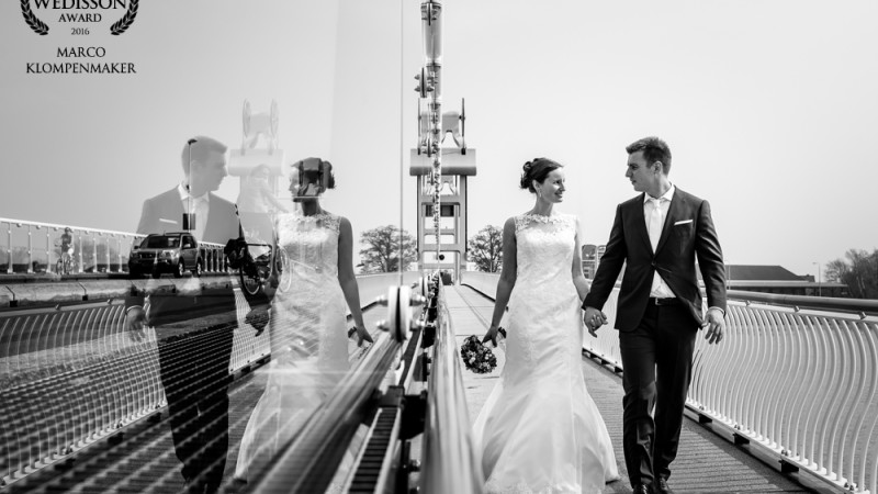 Winnaar Best Wedding Photography Wedisson Award